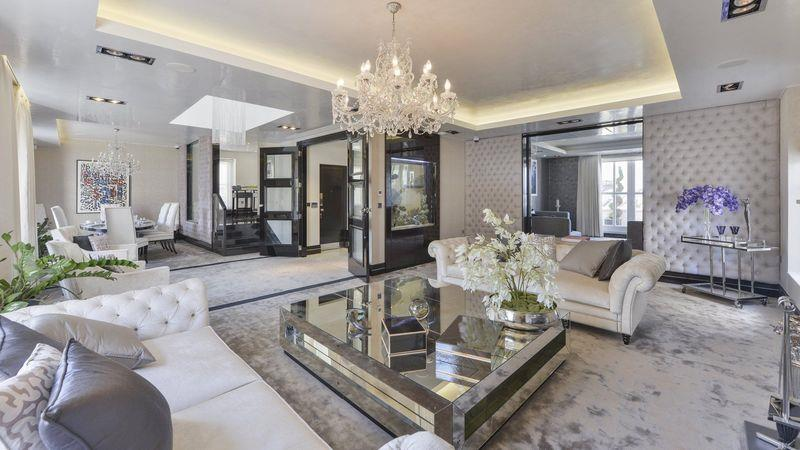 Apartment, Holland Park, London, available through John Taylor, $10.9m