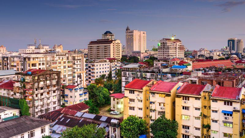 Central Yangon is a good place for your first home