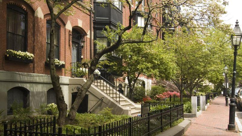 Boston house prices are described as 'at value'