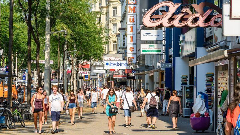 The Austrian capital has been ranked as the world's most liveable city