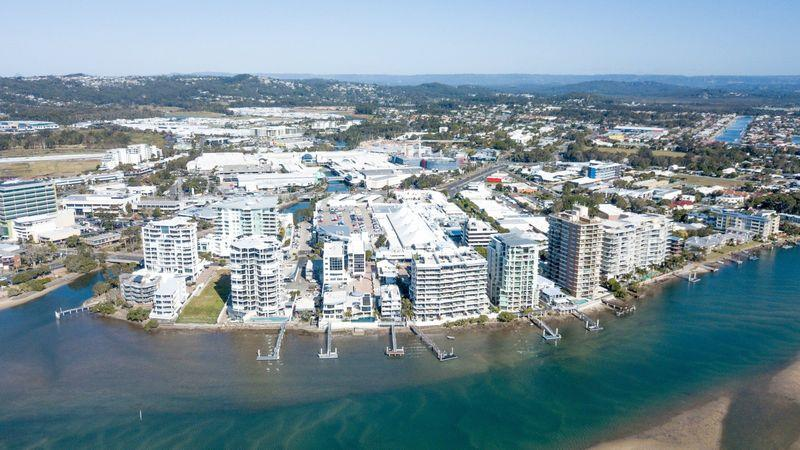 Maroochydore River City beach front