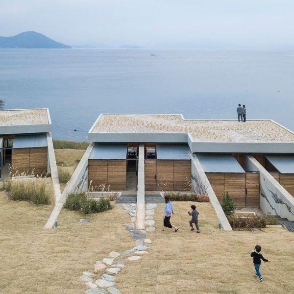 Jipyoung Guesthouse, Geoje Island, South Korea