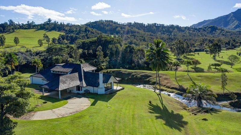 John Wells Ranch on Kauai's North Shore