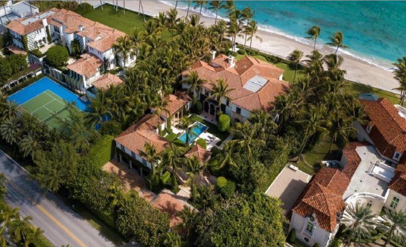 Jon Bon Jovi Buys $43 Million Palm Beach