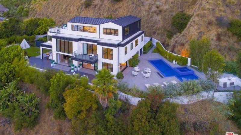 Demi Lovato Los Angeles Estate
