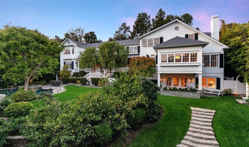 Mila Kunis and Ashton Kutcher's $14M home