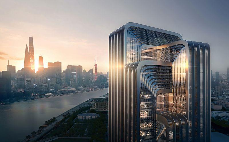CECEP headquarters in Shanghai