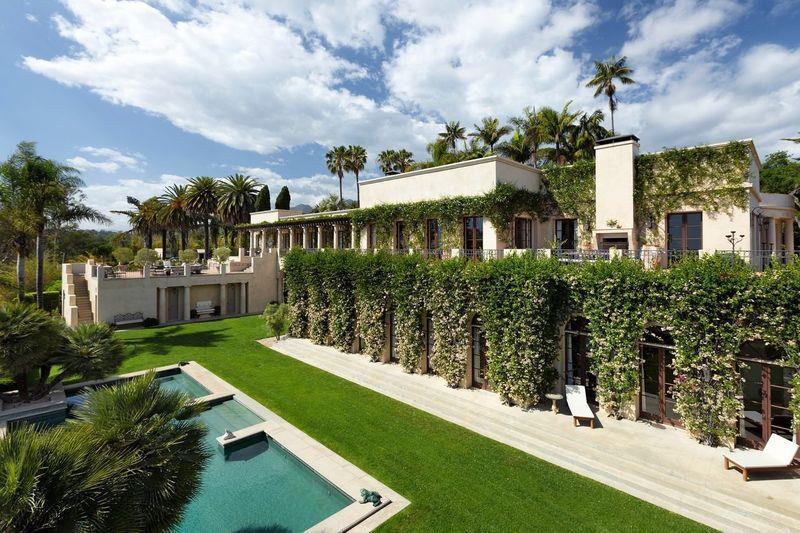 Eric Schmidt Pays $30.8 Million for Montecito Mansion