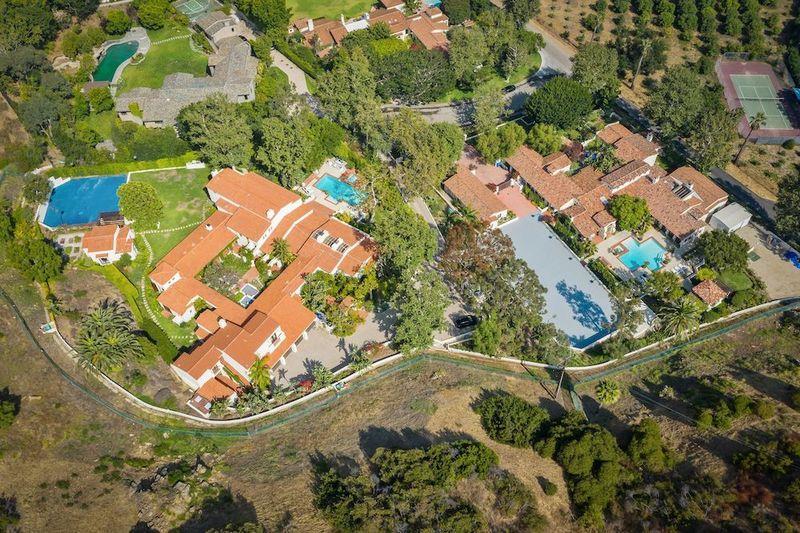 James Cameron's Malibu compound lists for $25 million
