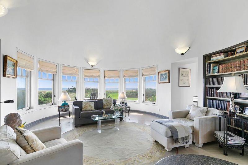 oceanfront home on 'Billionaire's Lane'