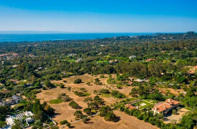 Santa Barbara ranch of late actor Stuart Whitman