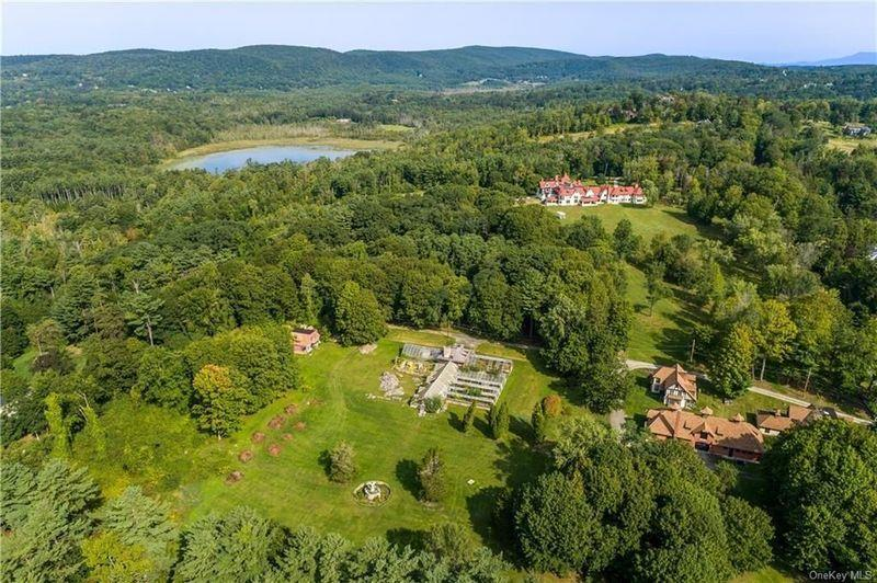 Berkshires Mansion Once Owned by the Vanderbilts