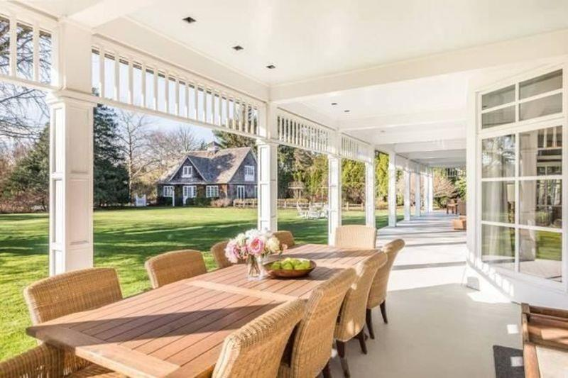 Candice Bergen's $18M Hamptons mansion for sale