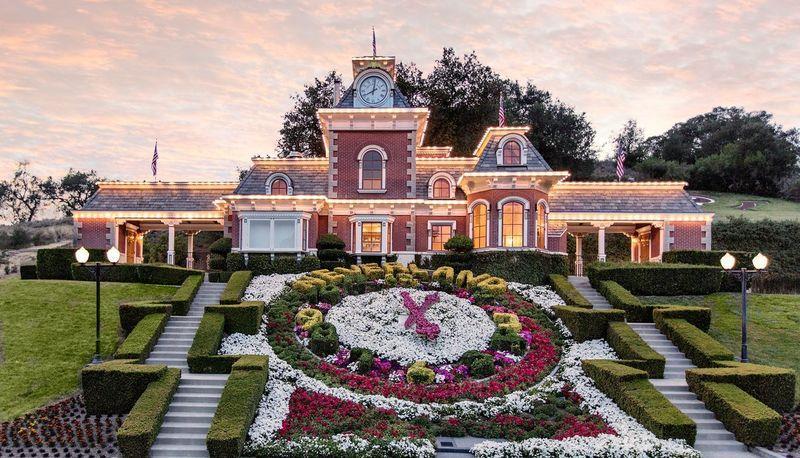 Michael Jackson's Former Neverland Ranch