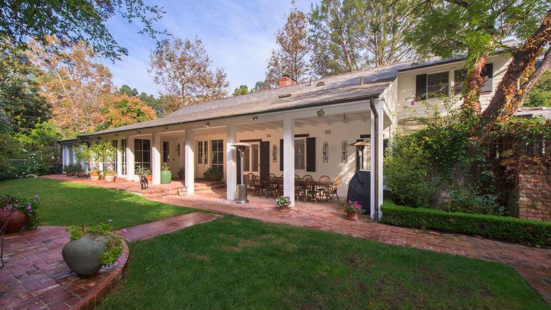 Pacific Palisades home that once belonged to Will Rogers and later owned by Michelle Pfeiffer