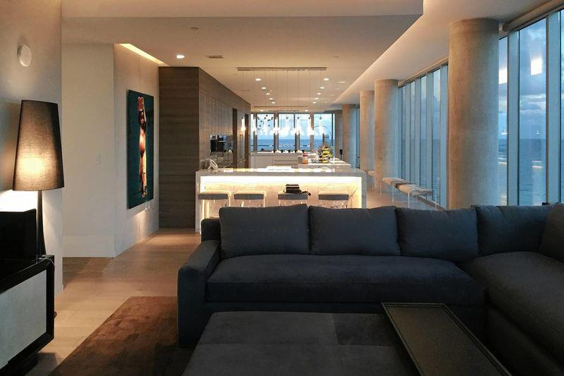 penthouse at 321 Ocean