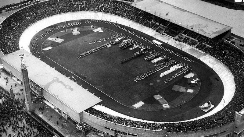 The Olympische Stadion was the venue for the 1928 Summer Olympics