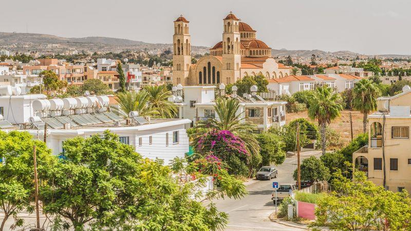 Paphos has been popular with Brits looking to retire in the sun