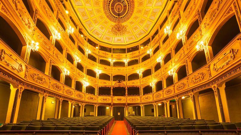 The Teatru Manoel