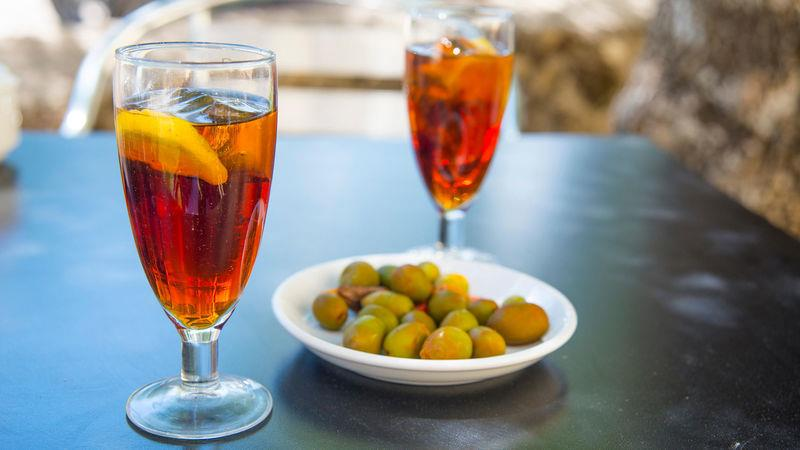 Vermut is the Catalan afternoon tipple of choice