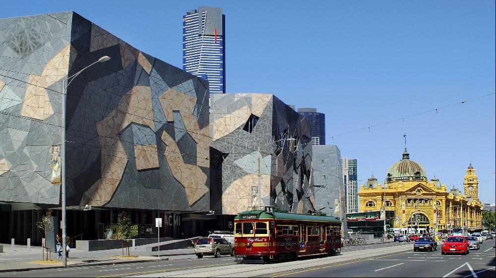 The Australian Centre for the Moving Image