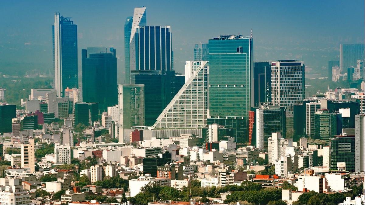 Mexico City is one of the country's urban centres set for more rental blocks