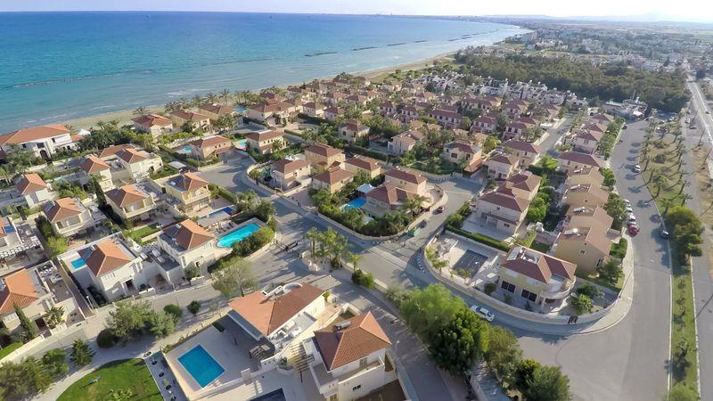 Houses in Cyprus are proving popular with Russian buyers especially