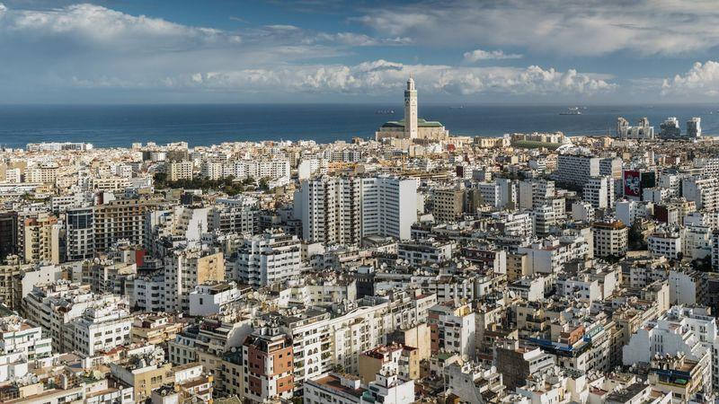 Casablanca, one of the key markets for Mubaweb