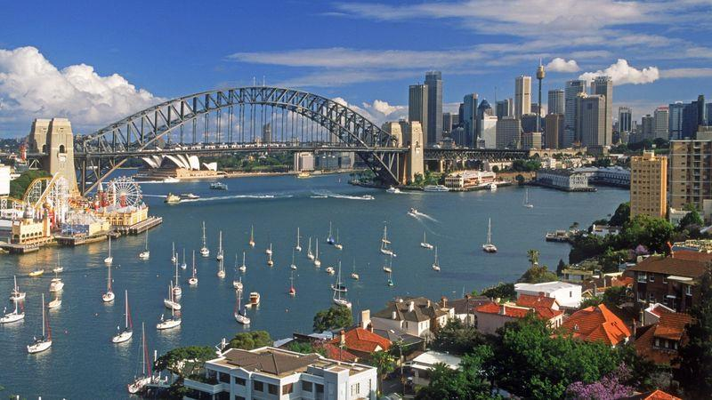 Overseas buyers have been less active in Sydney and elsewhere in Australia