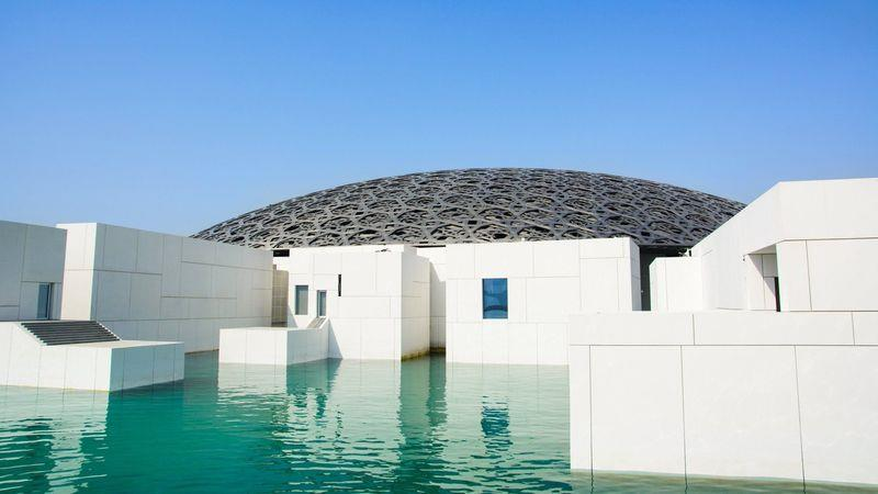 Paris's Louvre opened its Abu Dhabi outpost last year