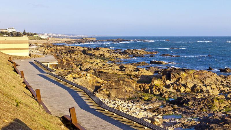 Matosinhos offers scenic coastal walks