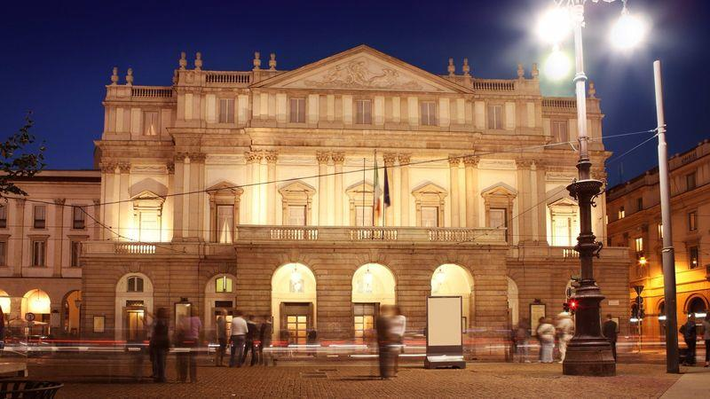 La Scala is one of the world's leading opera houses