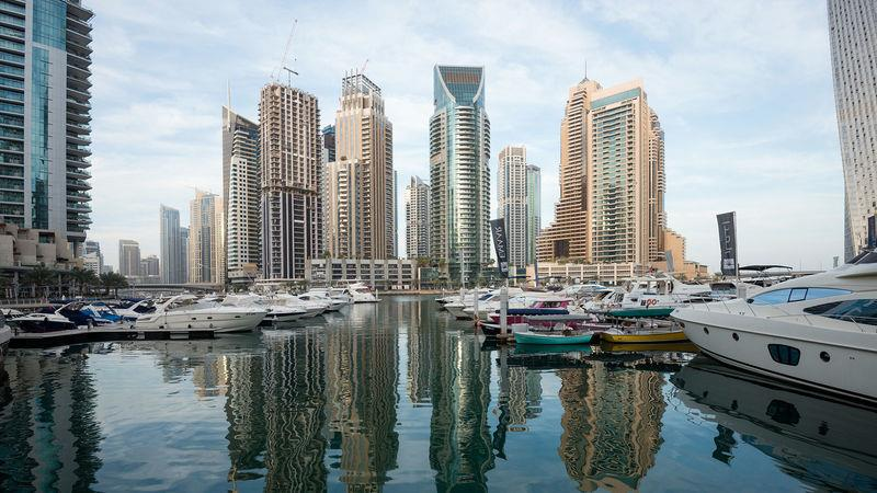 Dubai is getting cheaper relative to other global cities