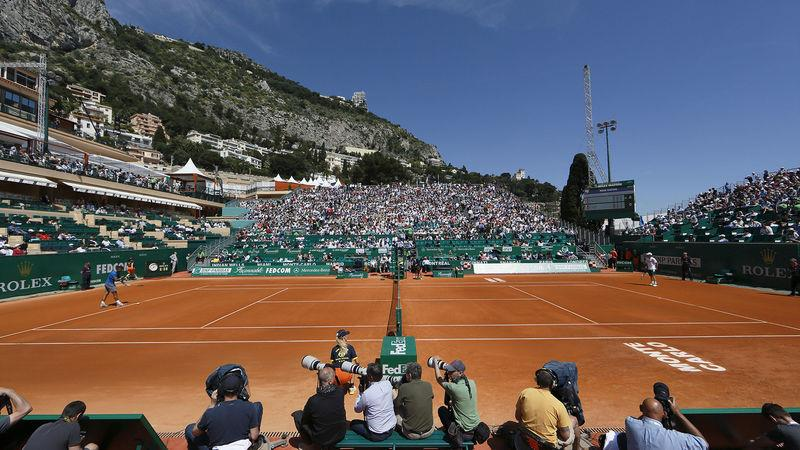 The Monte-Carlo Masters tennis tournament