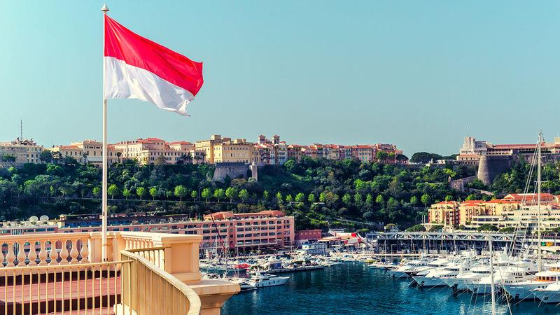 The principality levies no income tax on non-French national residents