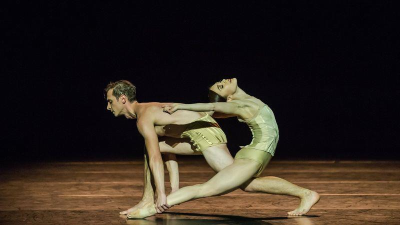 Dancing With Mozart by the Royal New Zealand Ballet