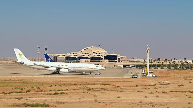 Riyadh's new 'city' will be near its airport