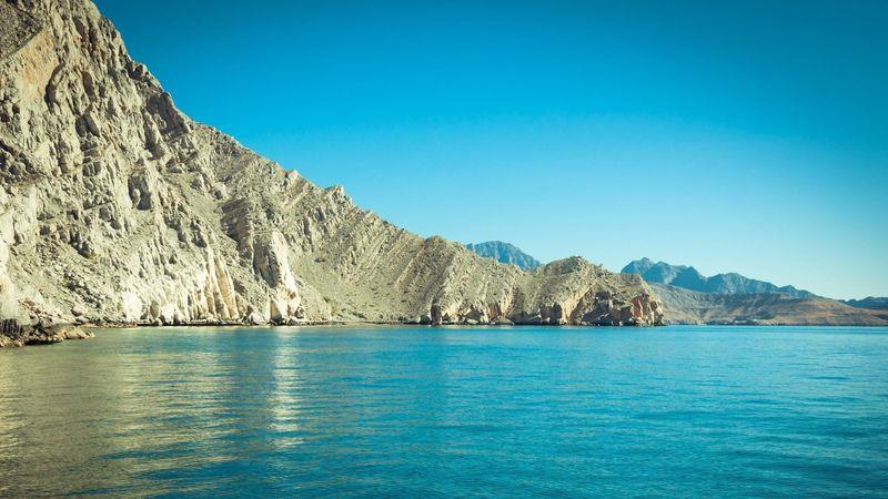 Oman's fiords provide an enjoyable day out