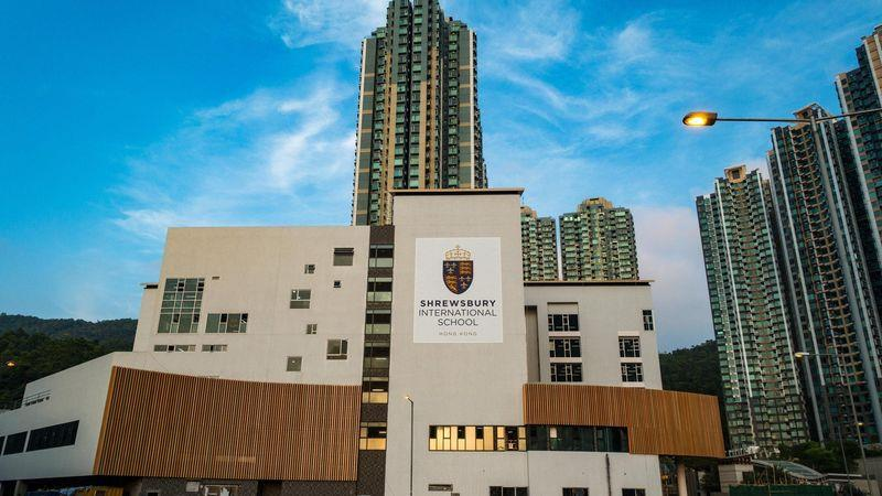 Shrewsbury School's recently opened Hong Kong branch