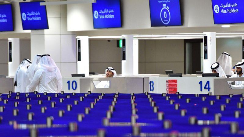 Border checks are a relatively easy process for UAE passport-holders