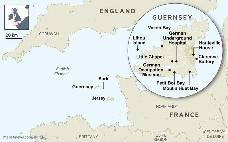 Five reasons to live in Guernsey, Channel Islands | FT Property Listings