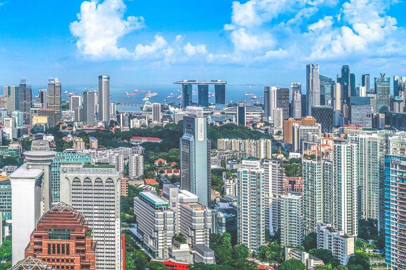 Singapore cuts private housing supply
