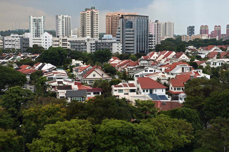 Singapore Private Home Sales