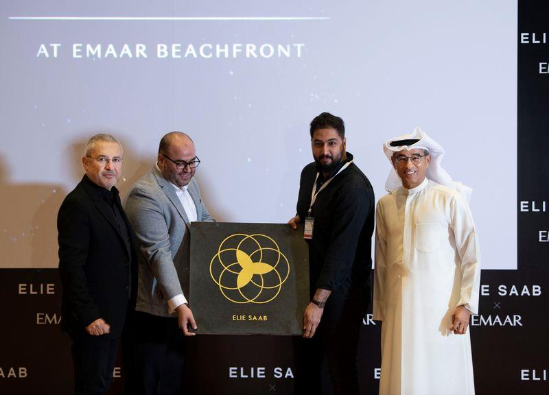 Elie Saab at Emaar
