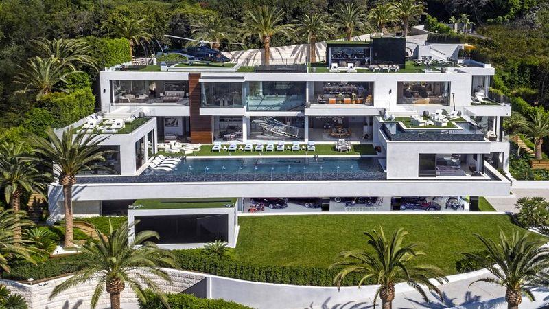 Bel-Air mega-mansion sells for $94 million
