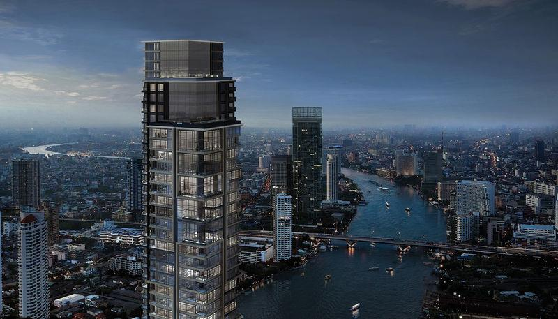 Four Seasons Private Residences - condo in Bangkok