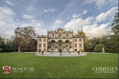 Tuscany - VILLA MANSI, PERIOD PROPERTY FOR SALE IN LUCCA