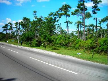 Commercial Lot Near Coral Harbour
