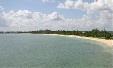 Beachfront Lots available on Kamalame Cay