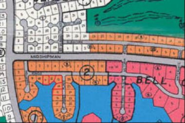 Bell Channel Bay Canal Lots